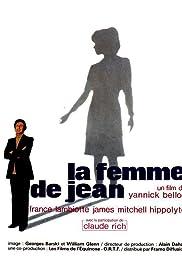 La femme de Jean Poster