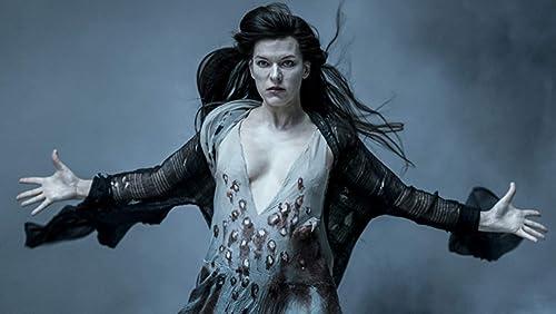 """Milla Jovovich of 'Hellboy': """"No Small Parts"""""""