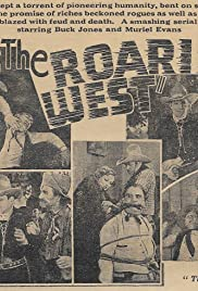 The Roaring West Poster