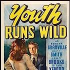 Jean Brooks, Bonita Granville, Kent Smith, and Glen Vernon in Youth Runs Wild (1944)