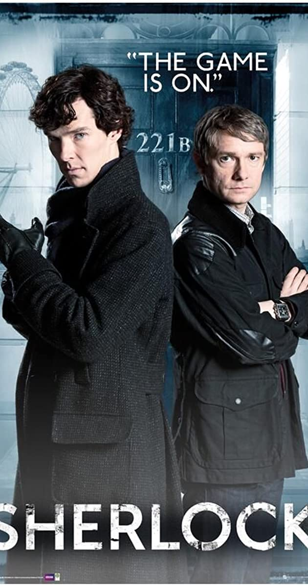 Sherlock Tv Series 2010 Imdb