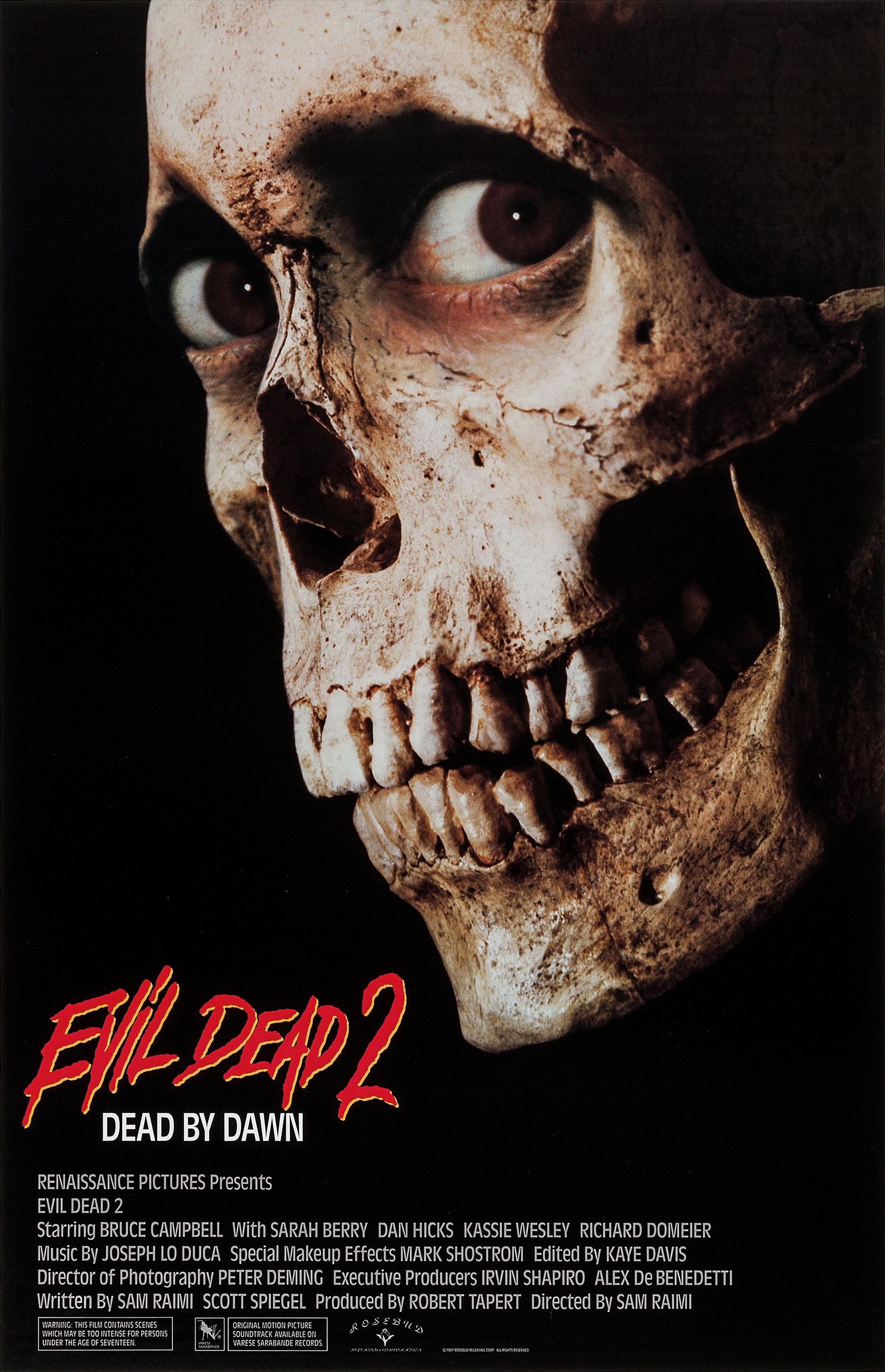 Evil Dead Ii 1987 Imdb