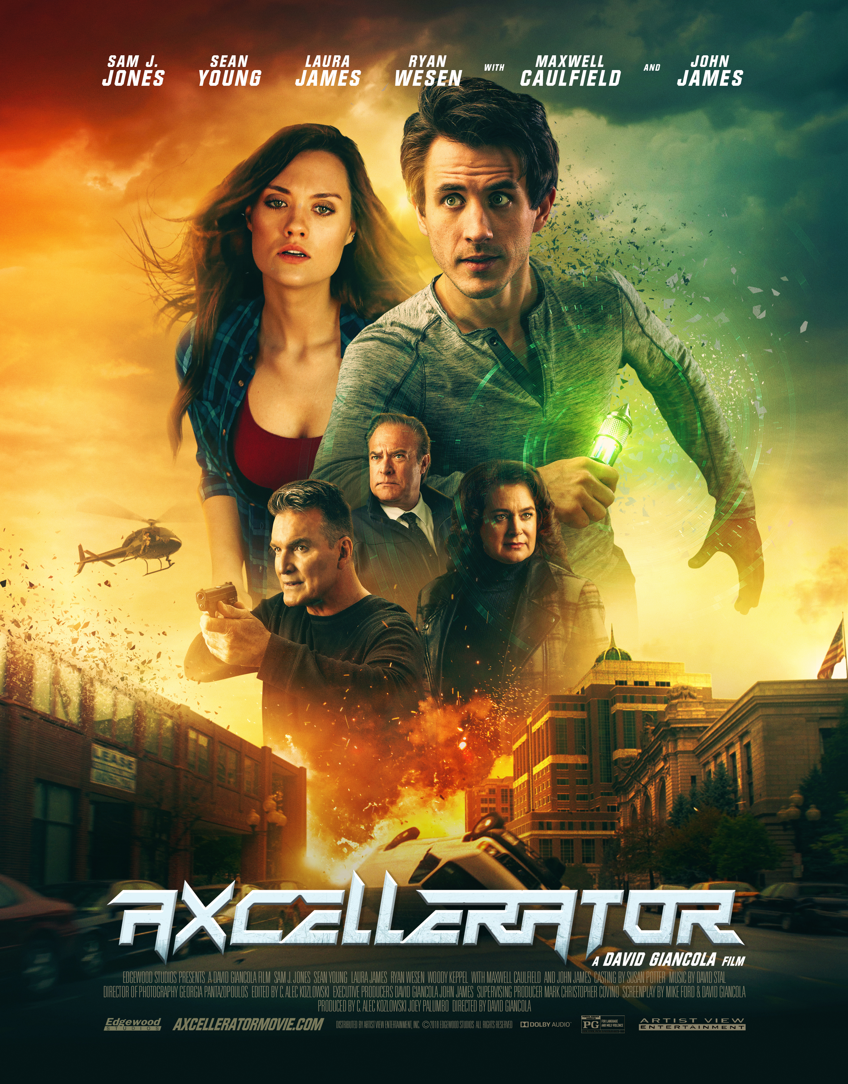 Axcellerator Online Subtitrat