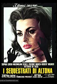 I sequestrati di Altona (1962) Poster - Movie Forum, Cast, Reviews