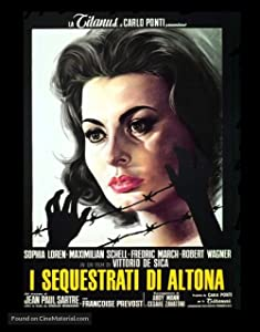 Watch itunes rent movie I sequestrati di Altona by Vittorio De Sica [1280x1024]