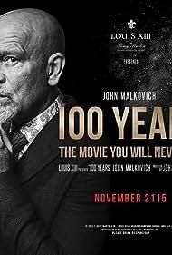 John Malkovich, Robert Rodriguez, Claudio Miranda, Marko Zaror, Shuya Chang, and Rémy Rodriguez in 100 Years