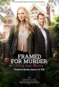 Colin Ferguson and Jewel in Framed for Murder: A Fixer Upper Mystery (2017)