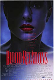 Blood Relations(1988) Poster - Movie Forum, Cast, Reviews