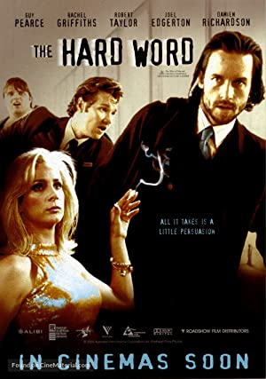 Movie The Hard Word (2002)