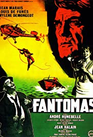 Fantomas (1964) Poster - Movie Forum, Cast, Reviews