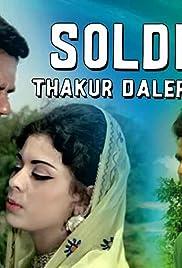 Soldier as Thakur Daler Singh Poster