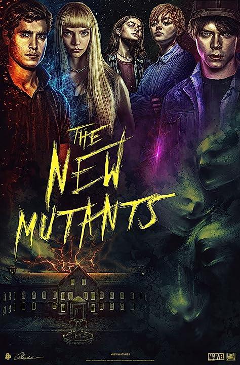 The New Mutants (2020) Hindi Dubbed