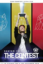 DanTDM Presents The Contest Poster