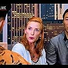 Karen Strassman, Keith Silverstein, and Intae Kim in Planet California (2018)