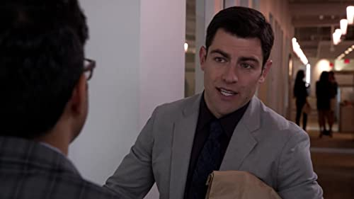 New Girl: Schmidt Is Impressed By His New Assistant