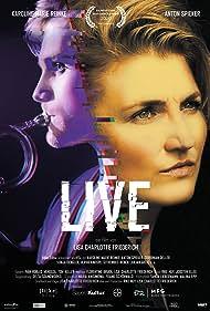 Karoline Reinke and Anton Spieker in Live (2020)