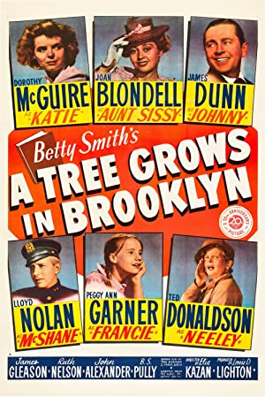 A Tree Grows in Brooklyn Poster Image