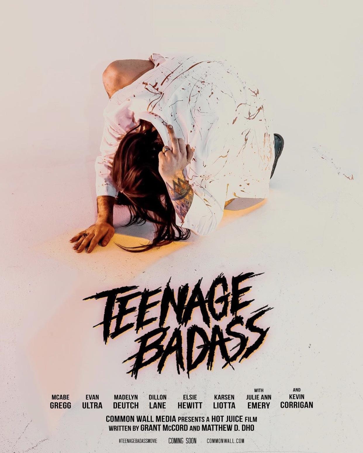 Teenage Badass hd on soap2day