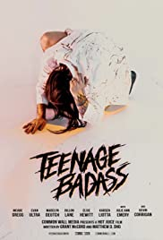 Teenage Badass Poster