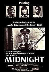 Greg Besnak, John Hall, Charles Jackson, and Melanie Verlin in Midnight (1982)