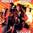 Woody Harrelson and Wesley Snipes in Money Train (1995)