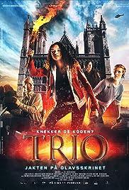 Trio - Jakten på Olavsskrinet Poster