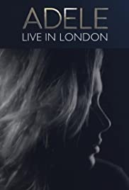 Adele: Live in London Poster