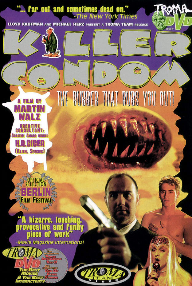 Marc Richter and Udo Samel in Kondom des Grauens (1996)