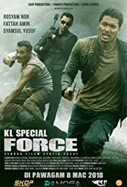KL Special Force 2018