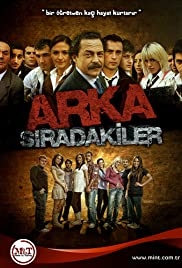 Arka siradakiler Poster