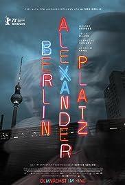 Berlin Alexanderplatz Poster