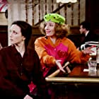 Emma Thompson and Bebe Neuwirth in Cheers (1982)