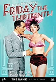 Friday the Thirteenth(1933) Poster - Movie Forum, Cast, Reviews