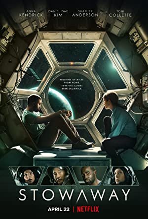Download Stowaway (2021) Full Movie In {Hindi-English} 480p [400MB] || 720p [1GB]