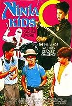 Ninja Kids and the Samurai Sword