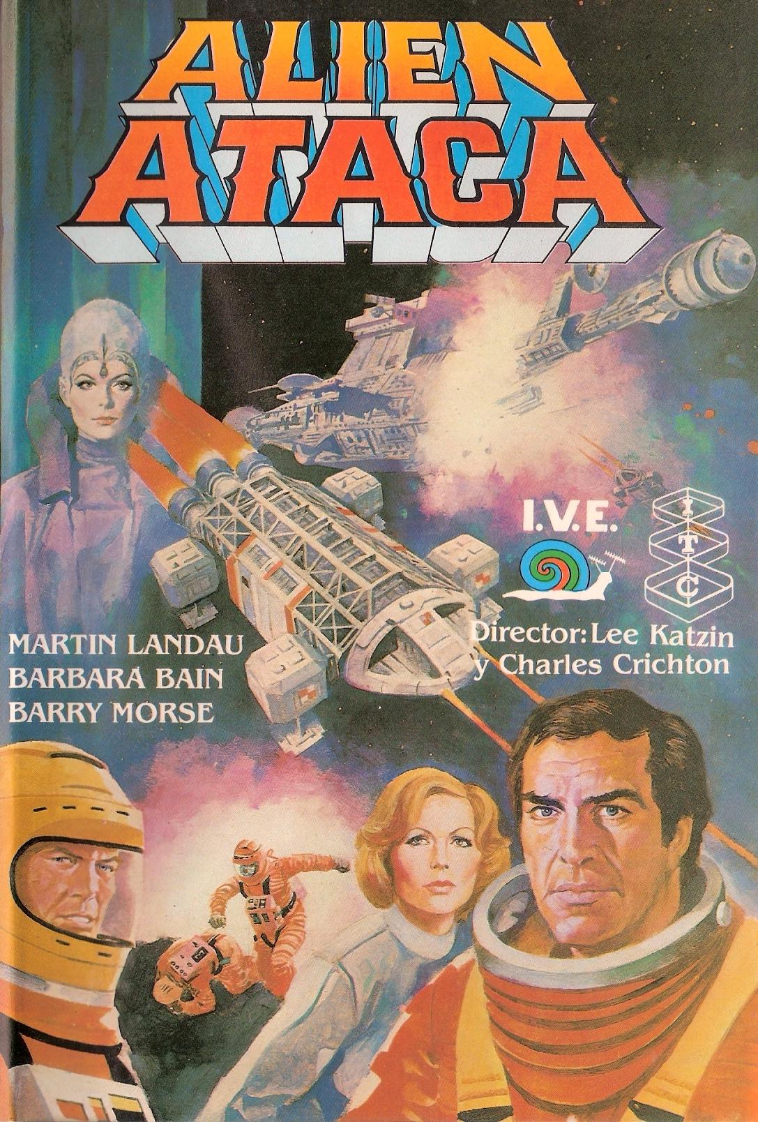 Alien Attack (1976)