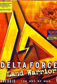 Delta Force: Land Warrior Poster