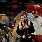 Rick Moranis and Bill Barretta in Muppets Tonight (1996)