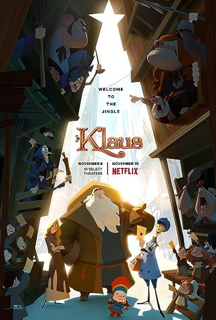 Film: Klaus Sihirli Plan