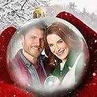 Travis Van Winkle and Bridget Regan in Christmas Getaway (2017)