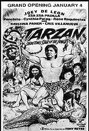 Starzan: Shouting Star of the Jungle Poster