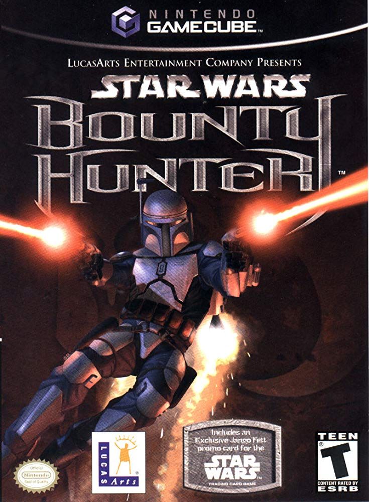 Star Wars: Bounty Hunter (2002)