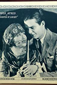 Agnes Ayres in A Daughter of Luxury (1922)