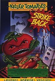 Killer Tomatoes Strike Back!(1991) Poster - Movie Forum, Cast, Reviews