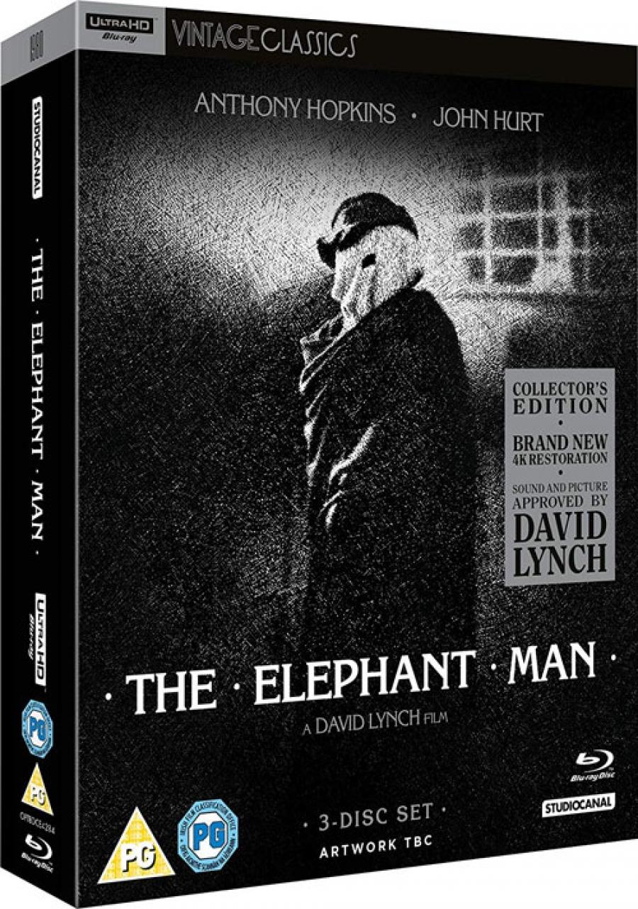 John Hurt in The Elephant Man (1980)