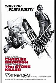 The Stone Killer (1973) Poster - Movie Forum, Cast, Reviews