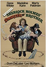 The Adventure of Sherlock Holmes' Smarter Brother