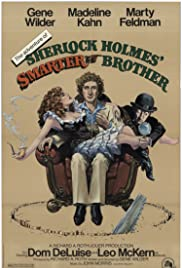 The Adventure of Sherlock Holmes' Smarter Brother Poster