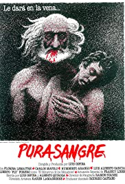 Pure Blood Poster