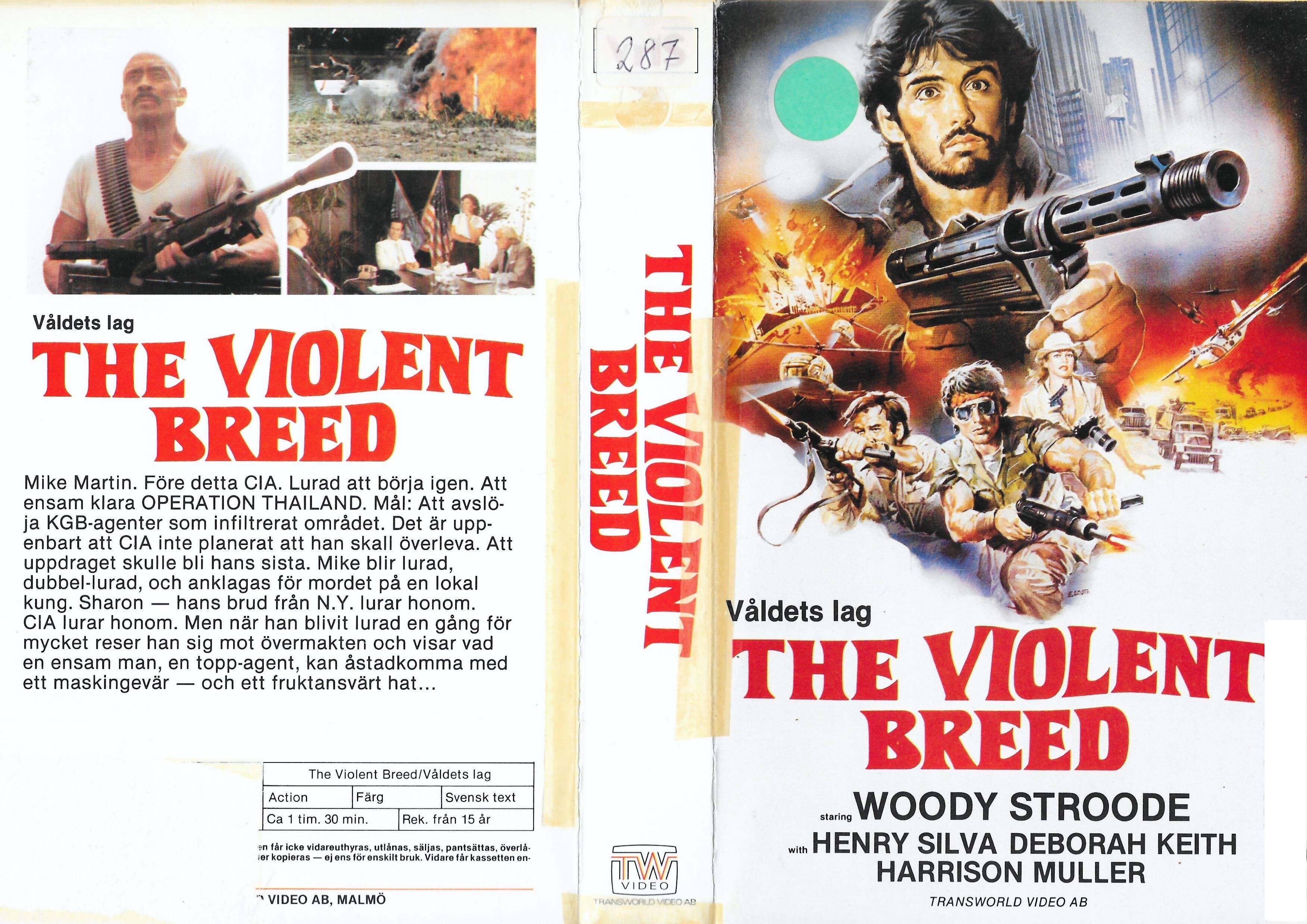 Razza violenta (1984)